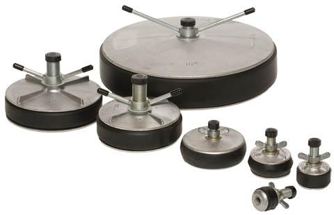 Pipe Plugs Low Pressure Nylon Expansion Plugs Cast