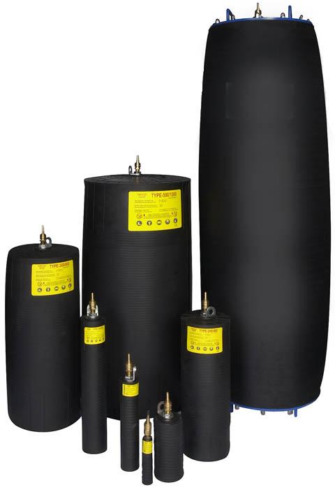Pipe plugs low pressure nylon expansion cast