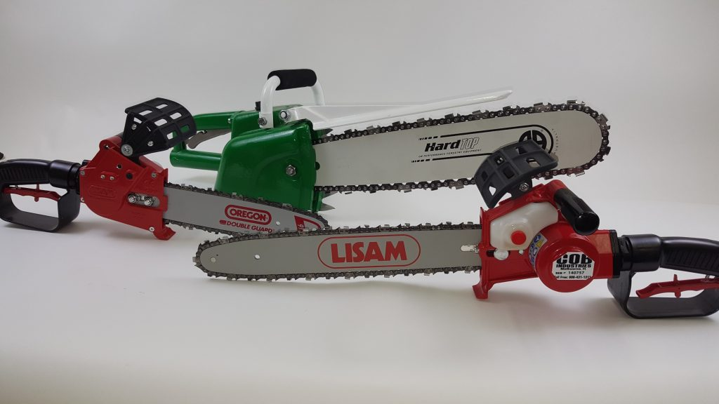 COB Air Tools, Pneumatic Chain Saws and Pneumatic Pruning shears