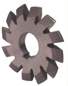Involute Gear Cutters and Module Gear Cutters