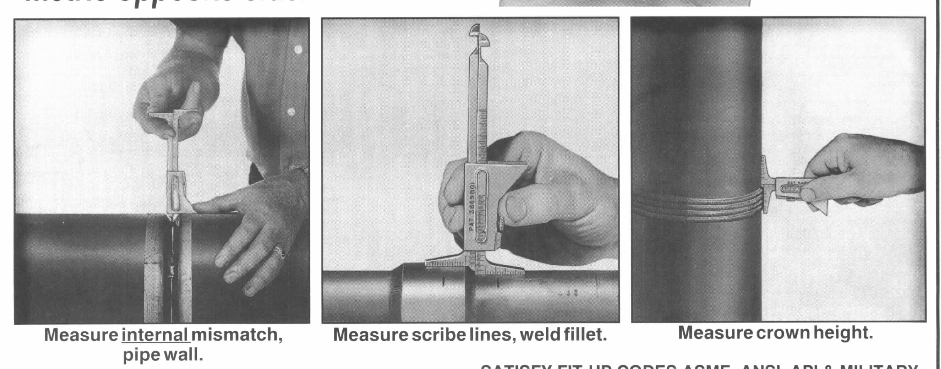 pipe fit up procedure pdf