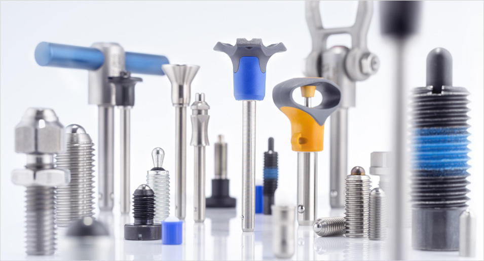 Halder Products Index Page , Standard Tooling Components