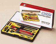 UNIKIT Standard Deburring Tool Set Noga UK1000