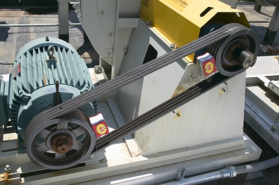 Belt Hog Pulley Alignment Tool The New Laser Standard