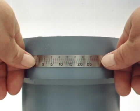 Pi Tape 174 Diameter Measurement Tapes Diameter Tape