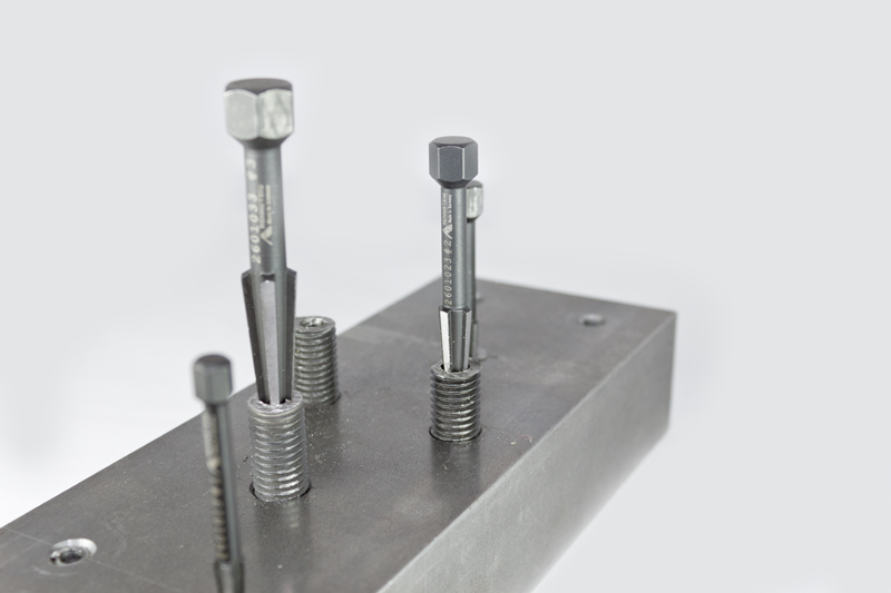 Dual Edged Easy Out Screw Extractors Double Edged Screw Extractor For Right Or Left Hand Screws Rennsteig Tools Inc Screw Extractor Easy Out